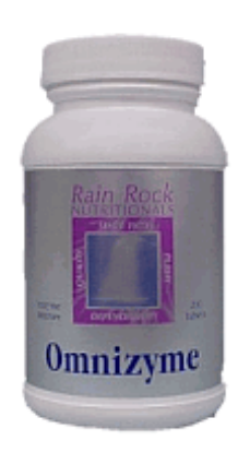 Picture of Omnizyme® 200 Count Enzyme Tablets