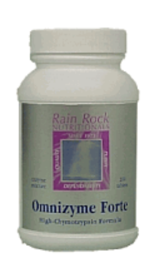 Picture of Omnizyme® Forte 200 Count High Potency Enzyme CAPSULES