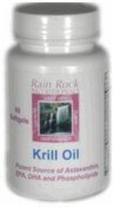 Picture of Krill Oil 60 count softgels