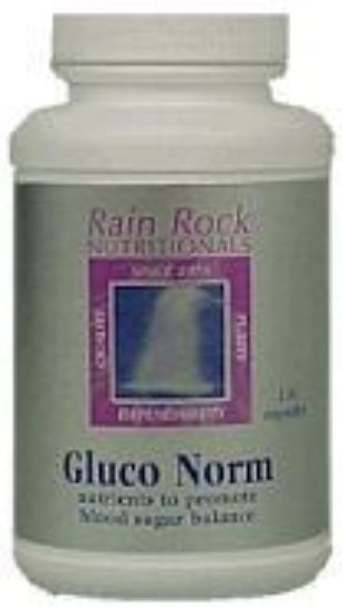 Picture of Gluco Norm Blood Glucose Normalizing Formula 90 Capsules